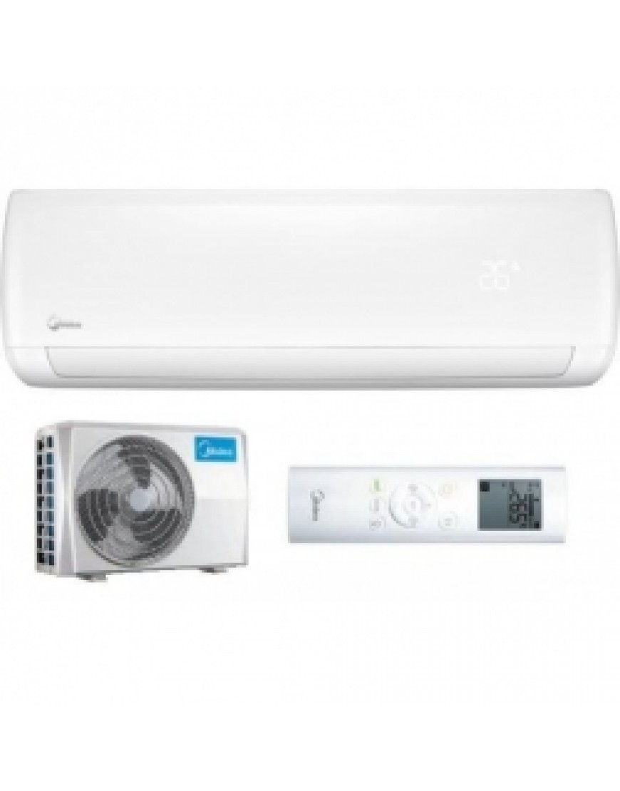 Aparat de aer conditionat, Midea Inverter, MS11MU-09HRFN1, 9000btu