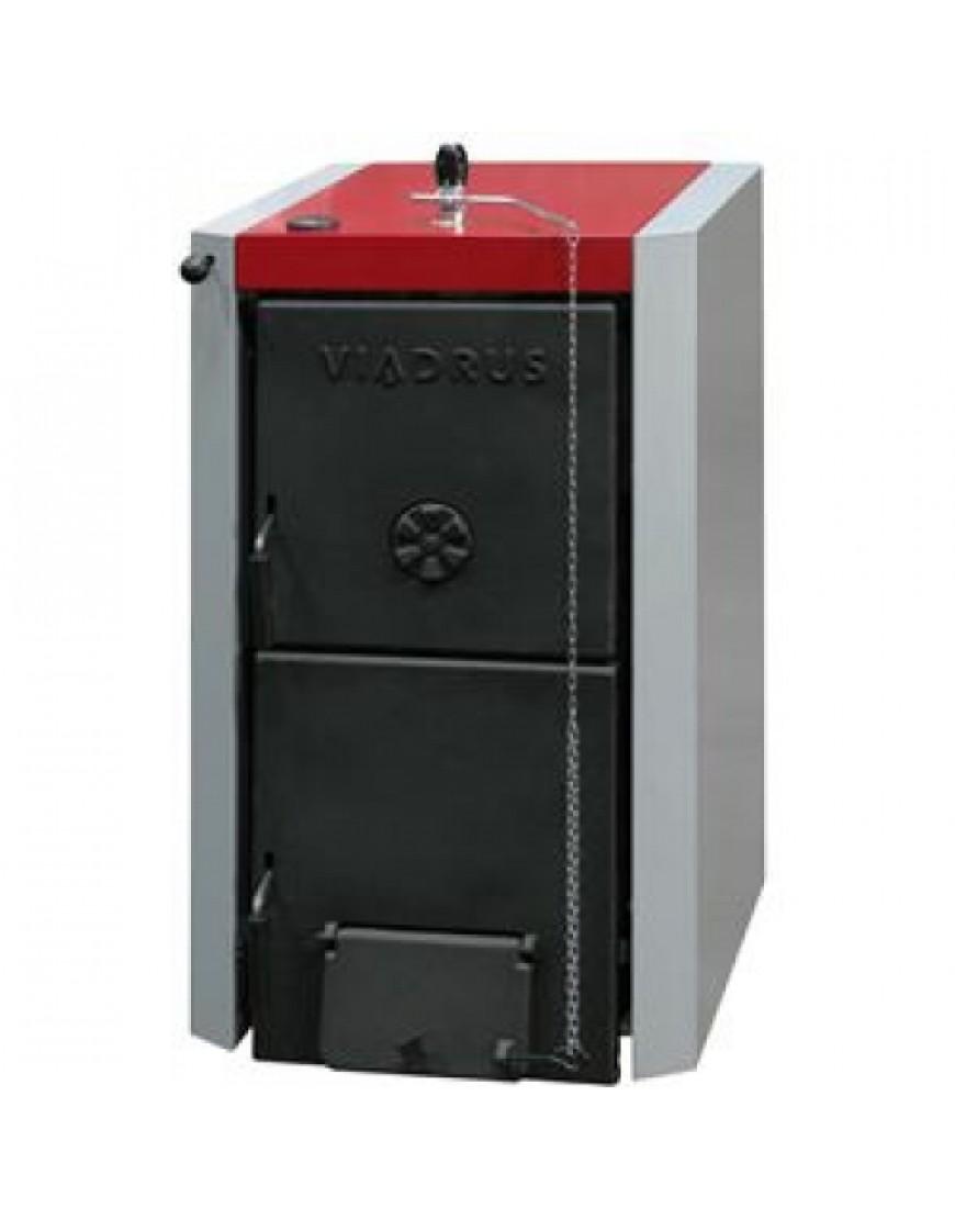 Cazan, pe combustibil solid, Viadrus , aspect modern, rezistenta sporita , 12 Kw , VU22C-2N