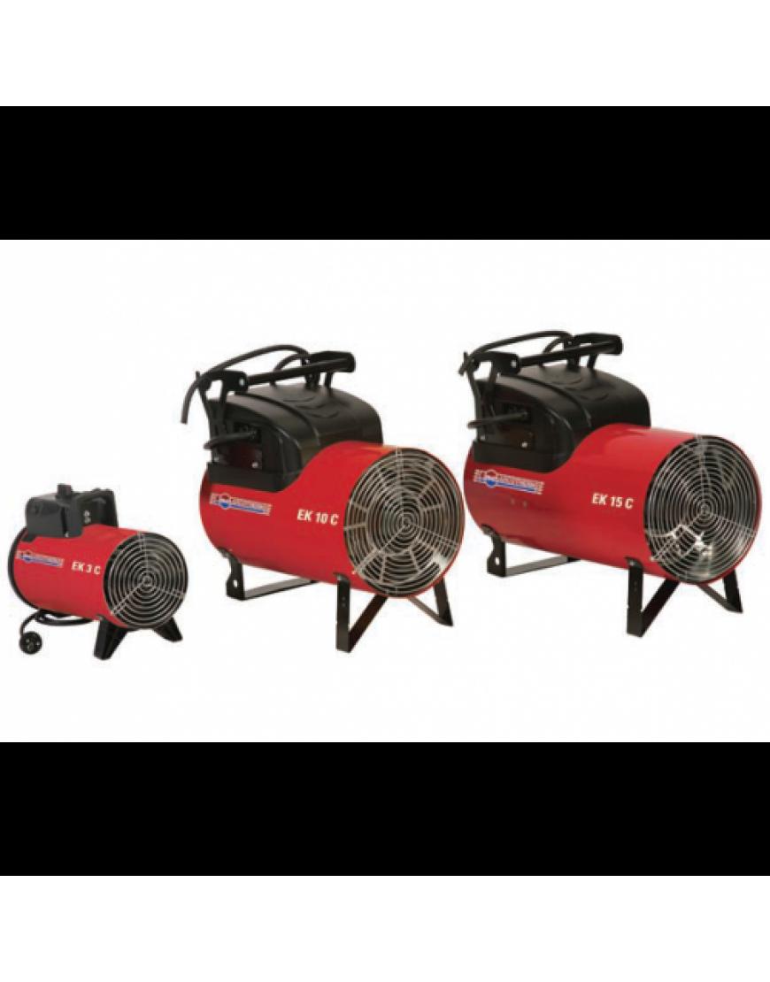 Aeroterma electrica, generator aer cald portabil , Biemmedue EK 10 C , 06EK102