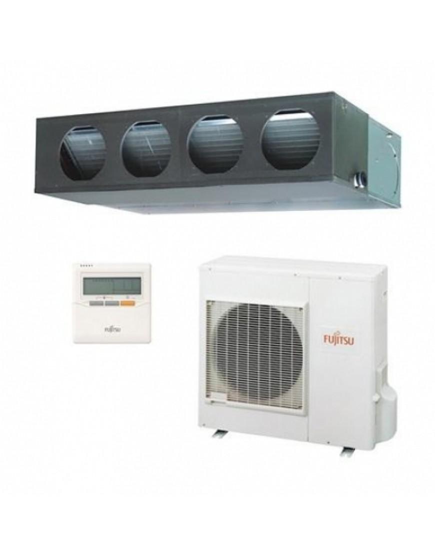 Aparat Aer conditionat ieftin , tip duct, Fujitsu 12.000 BTU , pret avantajos , ARYG12LLTB