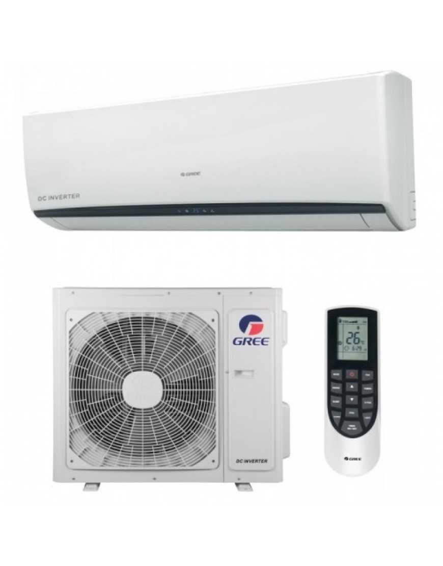 Aer Conditionat, Gree, Lomo, Inverter, A1 , GWH09QB-K3DNA1C,  9.000 BTU