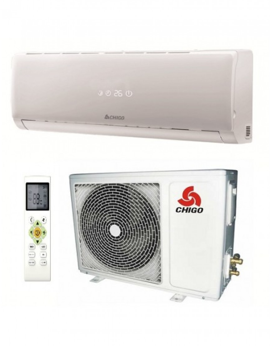 Aer conditionat, 18.000 BTU, CHIGO Basic Inverter, CS-51V3A-P169AE2R
