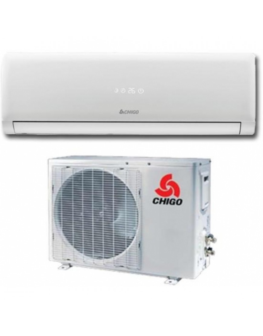 Aer conditionat 9.000 BTU, CS-25V3A-V169AY4C, CHIGO, Basic Inverter
