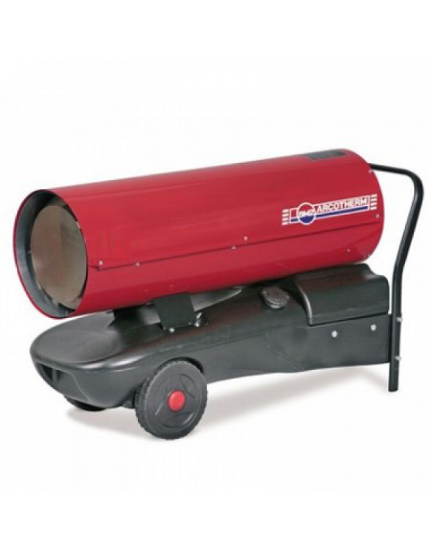 Generator aer cald , cu ardere directa pe motorina , Tub aer cald , ARCOTHERM GE 105, Biemmedue , 02GE105