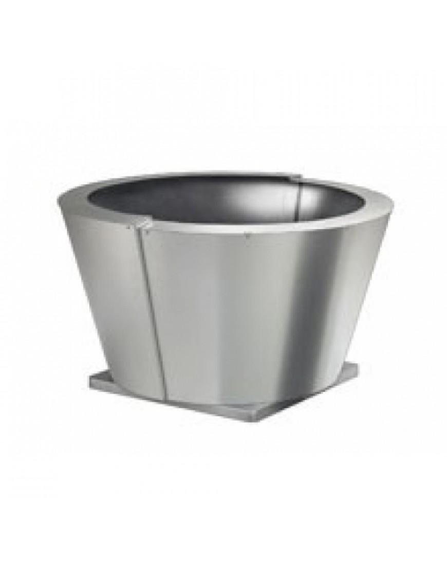 Ventilator Centrifugal de acoperis 1560 m3/h RKA 31-2531-6E 0,12kW , Nicotra Gebhardt ,31-2531-6E