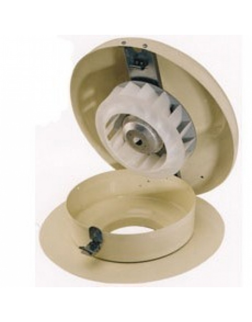 Ventilator Centrifugal de acoperis 475 m3/h BT ROOF 2H 300 C 0,071kW , Nicotra Gebhardt . ROOF-2H
